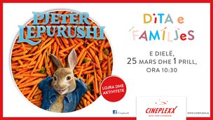 Family Day - Peter Rabbit