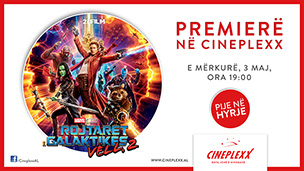 Premierë - Guardians of the Galaxy Vol. 2