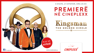 Premierë - Kingsman: The Golden Circle
