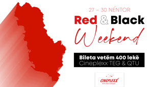 Red & Black Weekend